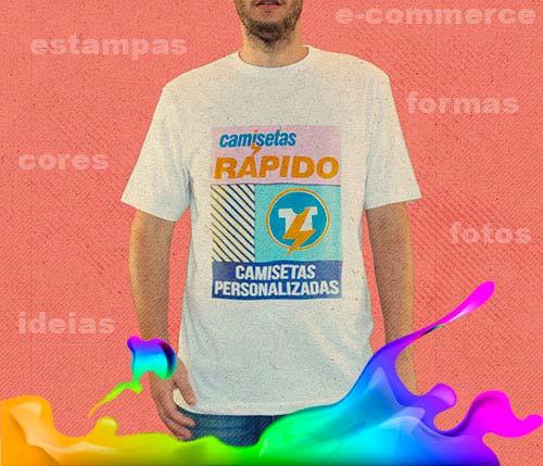 Camisetas Rápido – Personalizadas 8f92c83a96f25